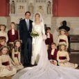 Après la joie d'avoir convolé le 6 décembre 2008 en la cathédrale de Malines (Belgique), l'archiduchesse Marie-Christine d'Autriche et son époux le comte Rodolphe de Limburg-Stirum connaissent depuis le 19 avril 2011 un nouveau bonheur : ils sont parents !