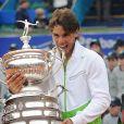 Rafael Nadal remportait pour la sixième fois l'Open de Barcelone, le 24 avril 2011.