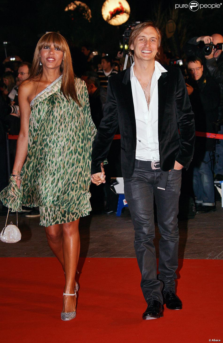 david et cathy guetta purepeople. Black Bedroom Furniture Sets. Home Design Ideas