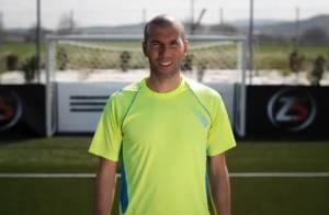 Zidane: Sur le terrain, il en met plein la vue et attend ses challengers! Vous ?