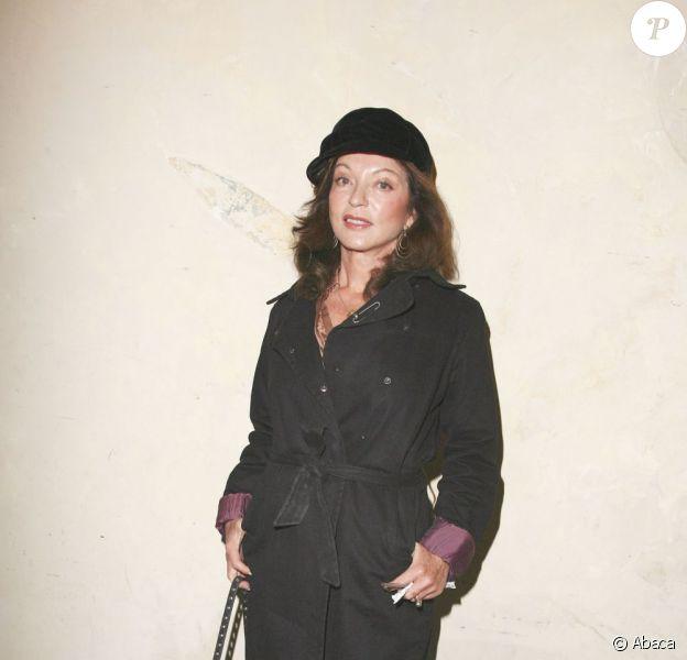 Marie-France Pisier en 2006