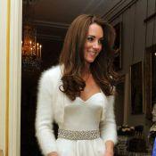 Mariage de William et Kate : Découvrez leurs très élégantes tenues de soirée !