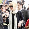 Lindsay Lohan se rend au tribunal de Los Angeles le 22 avril 2011