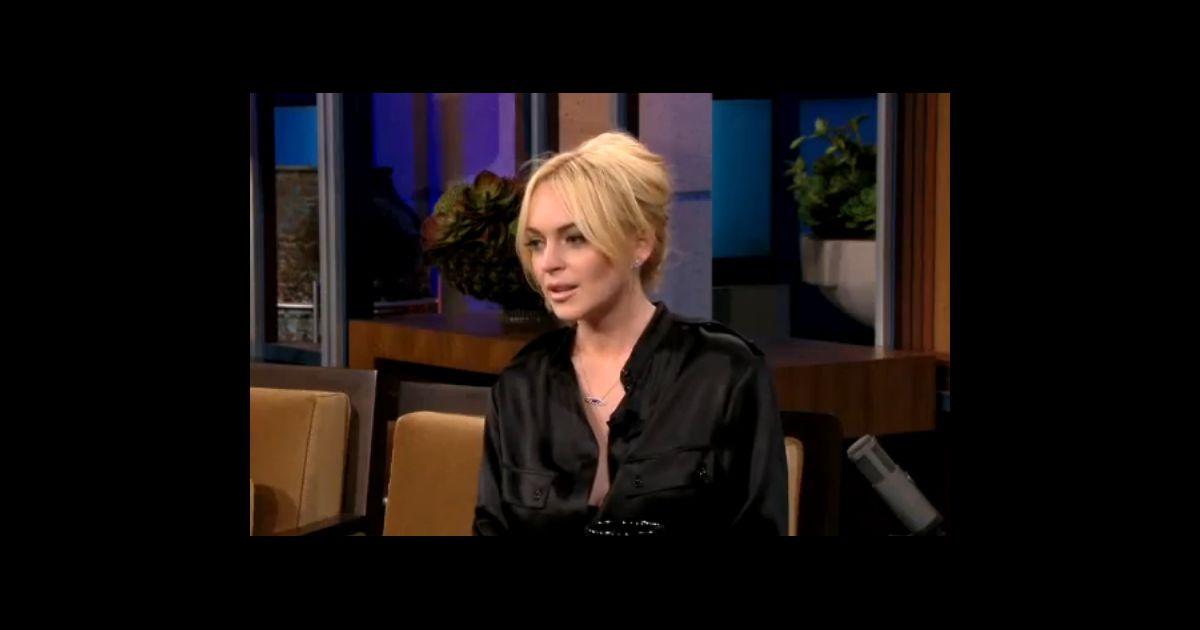 Interviewer gay sur Jay Leno