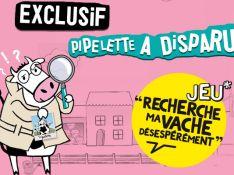 Affaire Les 2 Vaches : Pipelette repérée ... dans un TGV !