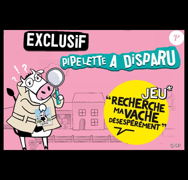 """Affaire Les 2 Vaches : Pipelette repérée ... dans un TGV !"""""""