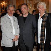 Jean-Pierre Jeunet, Jean-Jacques Annaud et Costa-Gavras félicitent un épinglé !