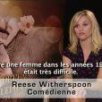 Interview de Reese Witherspoon et de Christoph Waltz