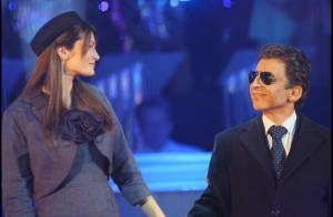 PHOTOS : Carla Bruni Sarkozy et son mari chez... Patrick Sébastien !