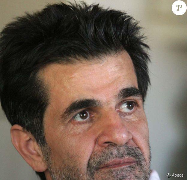Jafar Pahani chez lui à Téhéran, le 25 mai 2010.
