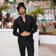 Adrien Brody lors du photocall de Minuit à Paris le 11 mai 2011 au festival de Cannes