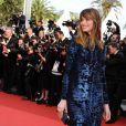 Gaia Bermani Amaral lors de la première projection du 64e Festival de Cannes, le mercredi 11 mai 2011.