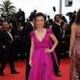 Linda Cardellini lors de la première projection du 64e Festival de Cannes, le mercredi 11 mai 2011.