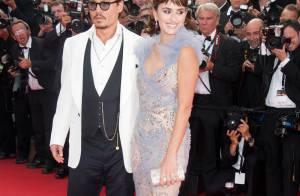 Cannes 2011 : Penélope Cruz et Johnny Depp, duo complice et furieusement sexy !