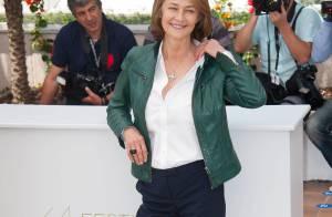 Cannes 2011 : Charlotte Rampling, 65 ans et un naturel désarmant !