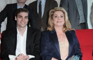 Cannes 2011 : Catherine Deneuve et le fils d'Yves Montand sur la Croisette !