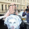 Lady Gaga à Londres, le 16 mai 2011.