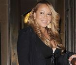 Mariah Carey le 8 octobre 2010 à New York