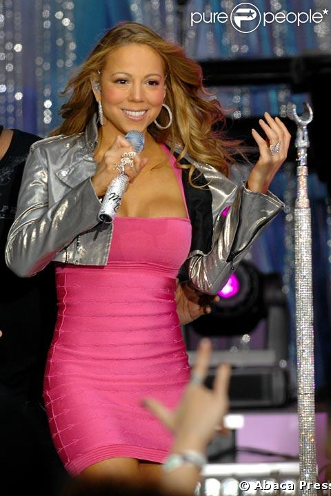 Mariah Carey en concert