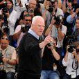Malcolm McDowell lors du 64e Festival de Cannes, le 20 mai 2011.