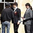 Pete Doherty à son arrivée au tribunal de Londres, le 20 mai 2011.