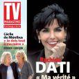 Couverture de TV Magazine, en kiosques le 29 mai 2011.