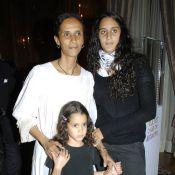 Karine Silla se livre, entourée de ses filles Roxane Depardieu et Iman !