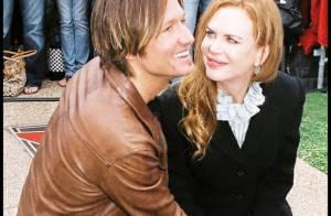 Nicole Kidman et Keith Urban, parents heureux avec leurs anges Sunday et Faith !