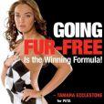 Tamara Ecclestone, sexy pour la PETA