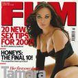 Tamara Ecclestone en couverture du magazine FHM