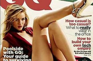 Rosie Huntington-Whiteley, pulpeuse et sexy, dévoile son anatomie !
