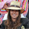 Anouchka Delon lors du tournoi de Roland-Garros, le mardi 31 mai 2011.