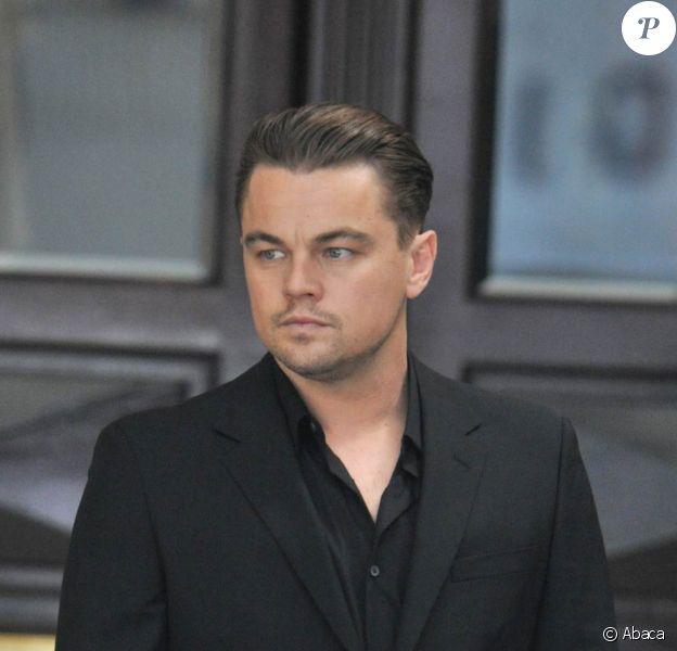 Leonardo DiCaprio (peut-être) bientôt en tournage de Django Unchained.