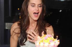 Brooke Shields : La superbe actrice a célébré ses 46 ans en beauté !