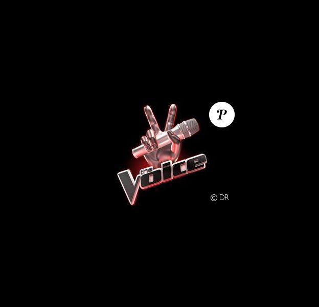 Logo de la version américaine de The Voice.