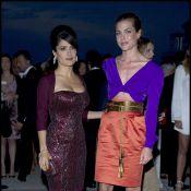 Charlotte Casiraghi et Salma Hayek : Deux beautés divines à Venise...