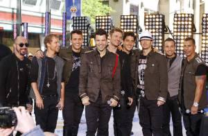Backstreet Boys et New Kids On The Block réunis sur scène... Que de garçons !