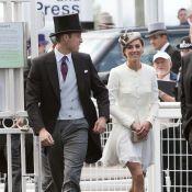 William et Kate, lumineux et élégants, pour honorer Elizabeth II !