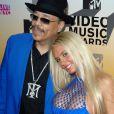Ice-T et son épouse Coco, à New York, le 31 août 2006.