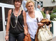 Muriel Robin et Anne Le Nen : complices et décontractées pour acclamer Nadal !