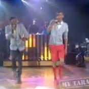 Nagui réunit les Black Eyed Peas et Stromae pour une danse étonnante !