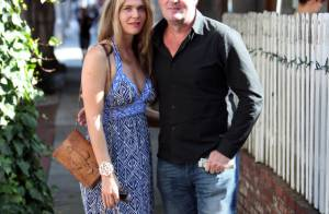Piers Morgan, juré de Britain's Got Talent : Sa femme est enceinte !
