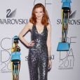 Marcia Cross a choisi une tenue sexy lors des Council of Fashion Designers of America le 6 juin 2011 à New York