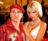 Michaël Youn et Isabelle Funaro dans Fatal , sorti en 2010.