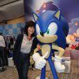 Lio des 20 ans de Sonic à Paris le 8 juin 2011