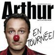 Arthur en tournée, 2011.