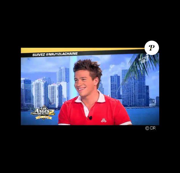 Mickaël Vendetta invité sur le plateau des Anges de la télé-réalité : Miami Dreams le vendredi 10 juin 2011