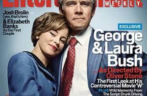 Oliver Stone : première photo du couple 'W'