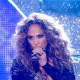 Jennifer Lopez chante On The Floor sur BBC 1 le 11 juin 2011
