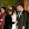 Jamel Debbouze et Mohammed VI